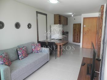 Flat 1 Quarto no Carneiros Beach Resort (B15-D)