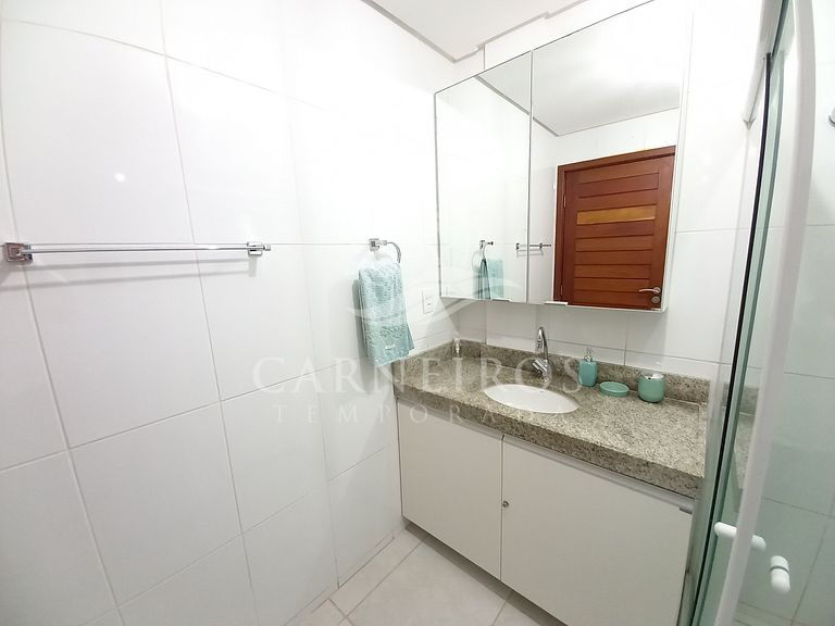 Flat 1 Quarto no Flat Club Meridional (B02-2)